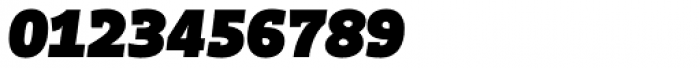 Distefano Slab Black Italic Font OTHER CHARS