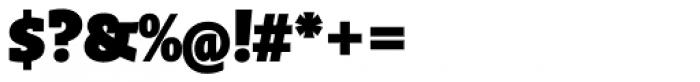 Distefano Slab Black Font OTHER CHARS