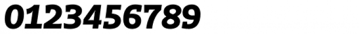 Distefano Slab Bold Italic Font OTHER CHARS
