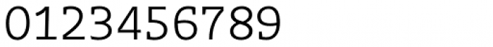 Distefano Slab Light Font OTHER CHARS