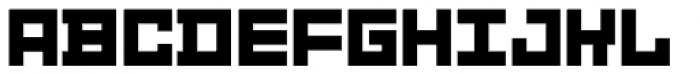Distill Cond Bold Font UPPERCASE
