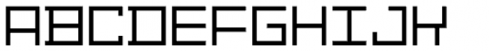 Distill Cond Light Font UPPERCASE