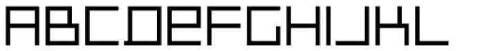 Distill Cond Light Font LOWERCASE