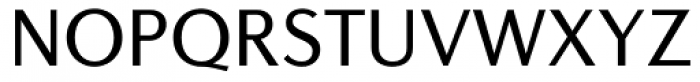 Diverda Sans Regular Font UPPERCASE