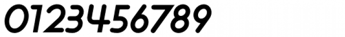 Dixon Demi Italic Font OTHER CHARS