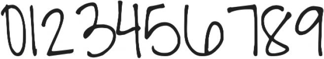 DJB All Cool Chicks ttf (400) Font OTHER CHARS