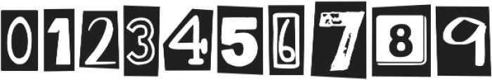 DJB Bean Pole ttf (400) Font OTHER CHARS