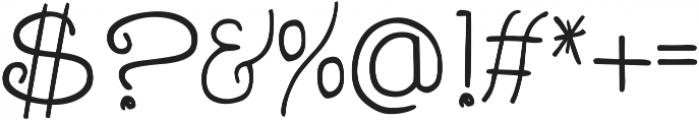DJB Holly Berry Wonderland ttf (400) Font OTHER CHARS