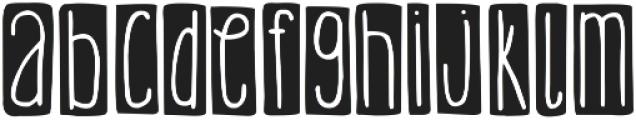 DJB It's Full of Dots ttf (400) Font UPPERCASE