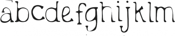 DJB It's Our Choices ttf (400) Font LOWERCASE