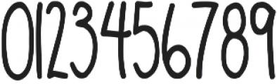 DJB Linus' Pumpkin 2 ttf (400) Font OTHER CHARS