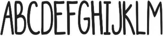 DJB Linus' Pumpkin 2 ttf (400) Font LOWERCASE