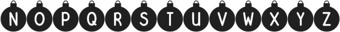 DJB Ornamental otf (400) Font UPPERCASE