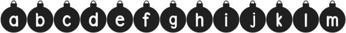 DJB Ornamental otf (400) Font LOWERCASE