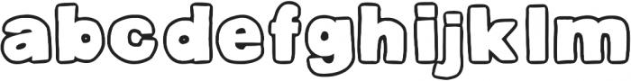 DJB Poppyseed ttf (400) Font UPPERCASE
