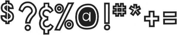 DJB Sandra Dee ttf (400) Font OTHER CHARS