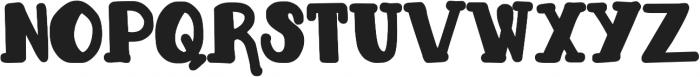 DJB TOOTSIE WOOTSIE BOLD ttf (700) Font UPPERCASE