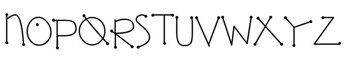 DJ Bumble Font UPPERCASE