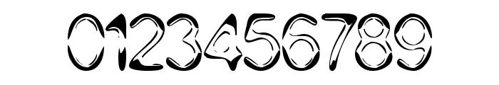 DJ 4Skin Font OTHER CHARS