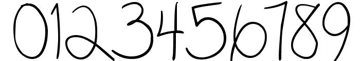 DJB CLyleRun Font OTHER CHARS
