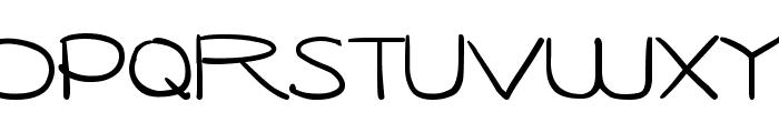 DJB Coffee Shoppe Venti Font UPPERCASE