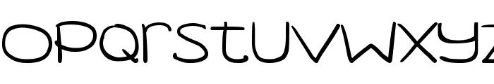 DJB Coffee Shoppe Venti Font LOWERCASE