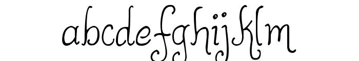 DJB HappilyEverAfter2 Font LOWERCASE