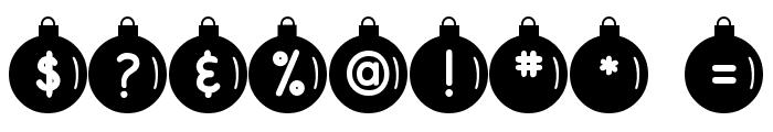 DJB Ornamental 2 Font OTHER CHARS