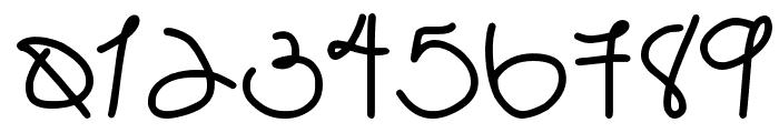 DJB POOKIEDOO Font OTHER CHARS