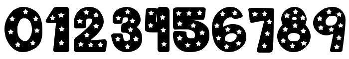 DJB Starry Starry Font Font OTHER CHARS