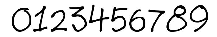DJB Tweenybopper Font OTHER CHARS