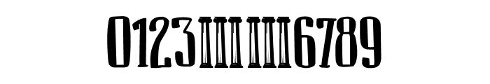 DK Ambrosine Regular Font OTHER CHARS