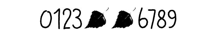 DK Betula Regular Font OTHER CHARS