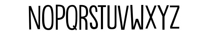 DK Bintang Regular Font UPPERCASE