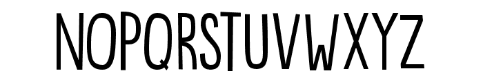 DK Bintang Regular Font LOWERCASE