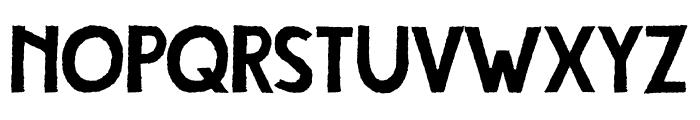 DK Compagnon Regular Font UPPERCASE