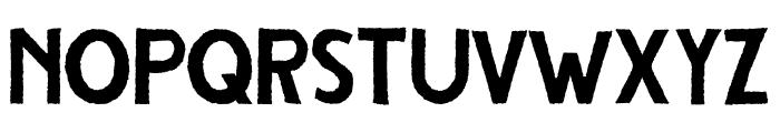 DK Compagnon Regular Font LOWERCASE