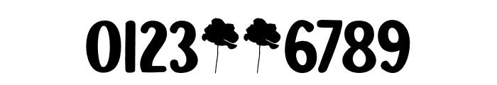 DK Gamboge Regular Font OTHER CHARS