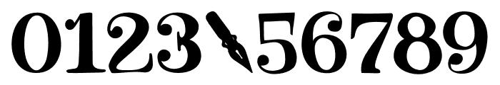 DK Henceforth Font OTHER CHARS