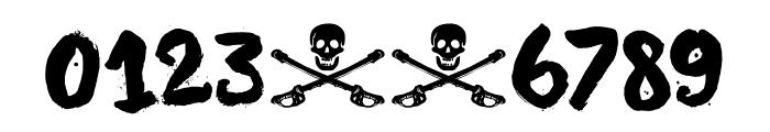 DK Motley Crew Regular Font OTHER CHARS