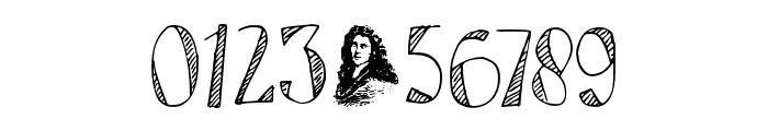 DK Tartufo Regular Font OTHER CHARS