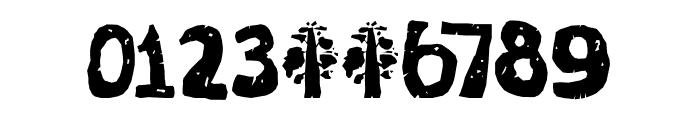 DK Terpentijn Regular Font OTHER CHARS