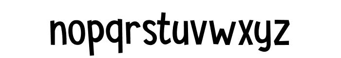 DK Toadstool Regular Font LOWERCASE