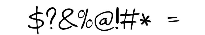 DKAllezHop Font OTHER CHARS