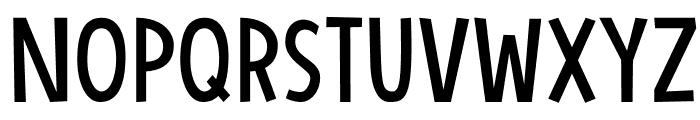 DKBlueSheep Font UPPERCASE
