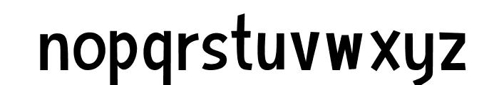 DKBlueSheep Font LOWERCASE