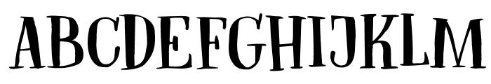 DKBodiam Font LOWERCASE