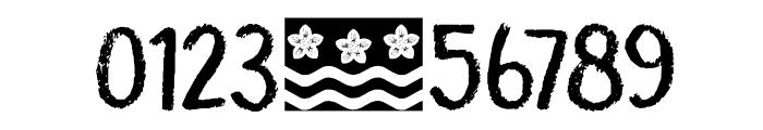 DKBorrowdale Font OTHER CHARS