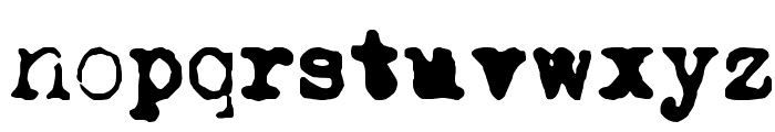 DKCarbonara Font LOWERCASE