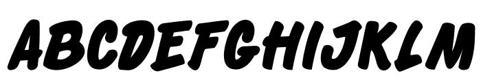 DKCheckout Font UPPERCASE